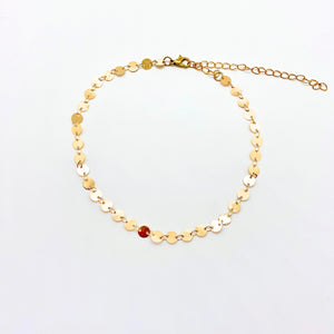 Accessory - What is the Meaning in a Gold Coin Necklace?