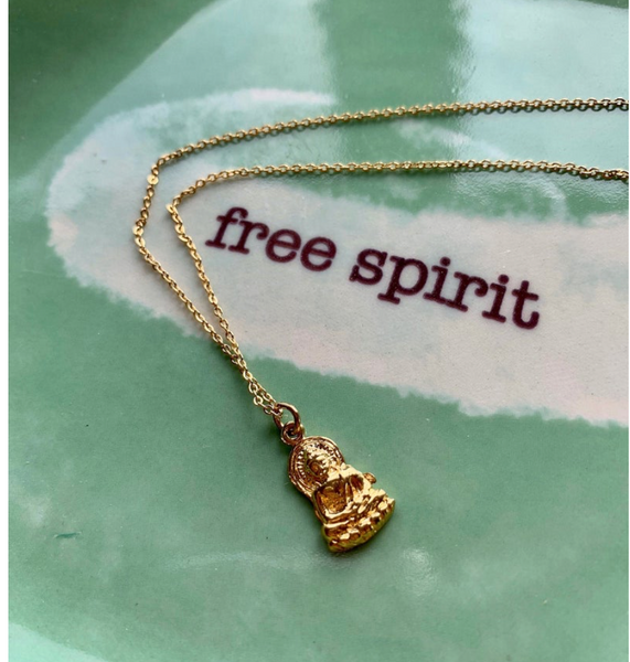 Set Your Spirit Free with Buddha