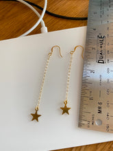 Load image into Gallery viewer, Gold Star Earrings - AR TodayCharm Jewelry Company