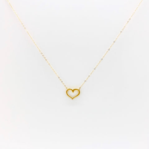 Heart Love Necklace - AR TodayCharm Jewelry Company