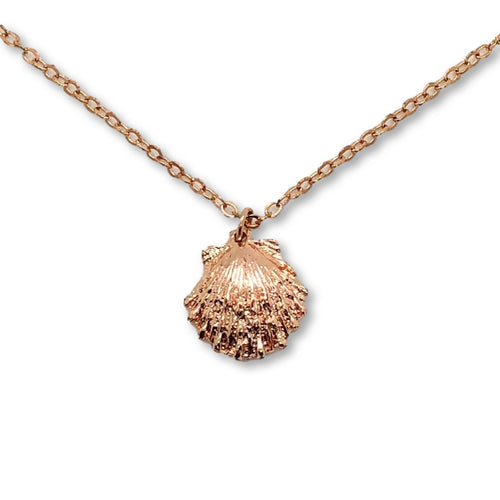 Rose Gold Mermaid Maurea Necklace - AR TodayCharm Jewelry Company
