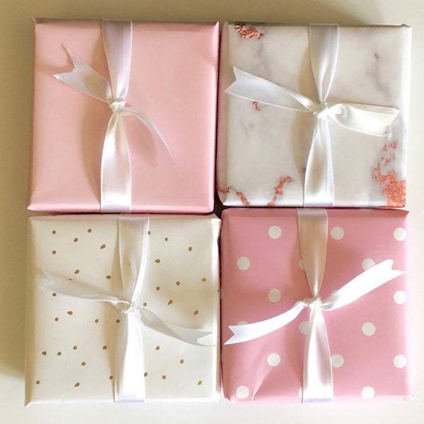 Custom Gift Wrapping Services - AR TodayCharm Jewelry Company