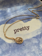 Load image into Gallery viewer, St. Christopher Medallion Necklace - AR TodayCharm Jewelry Company