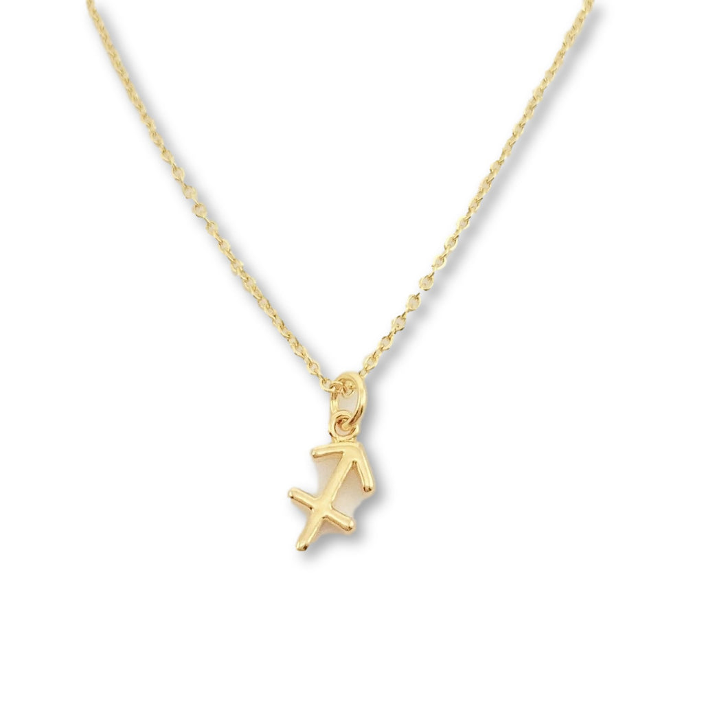 Sagittarius Zodiac Necklace - AR TodayCharm Jewelry Company