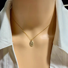 Load image into Gallery viewer, Virgin Mary Necklace - AR TodayCharm Jewelry Company