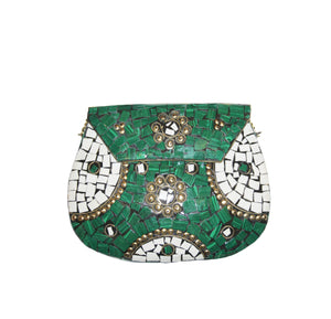 Malachite Clutch