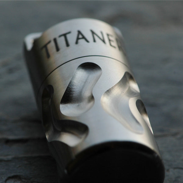 Machined Capsule - Titaner