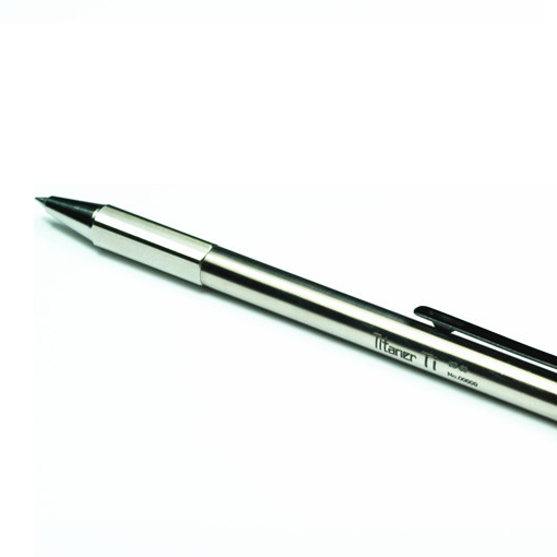 TacTi Screw Titanium Pen - Titaner