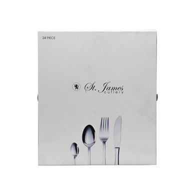 Oxford 24pc Cutlery Set - Gift Tree