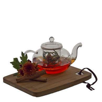 Glass teapot - Gift Tree