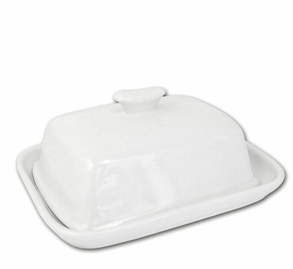 Butter Dish with Cover - Gift Tree