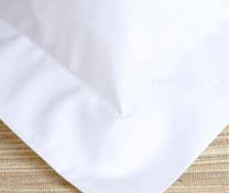 Pure Cotton Percale Pillowcase (Set of 2)