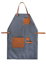 Canvas & Leather Apron - Gift Tree