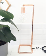 Copper Pipe Lamp - Gift Tree