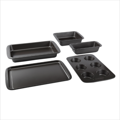 Easy Store 5pc Bakeware Set