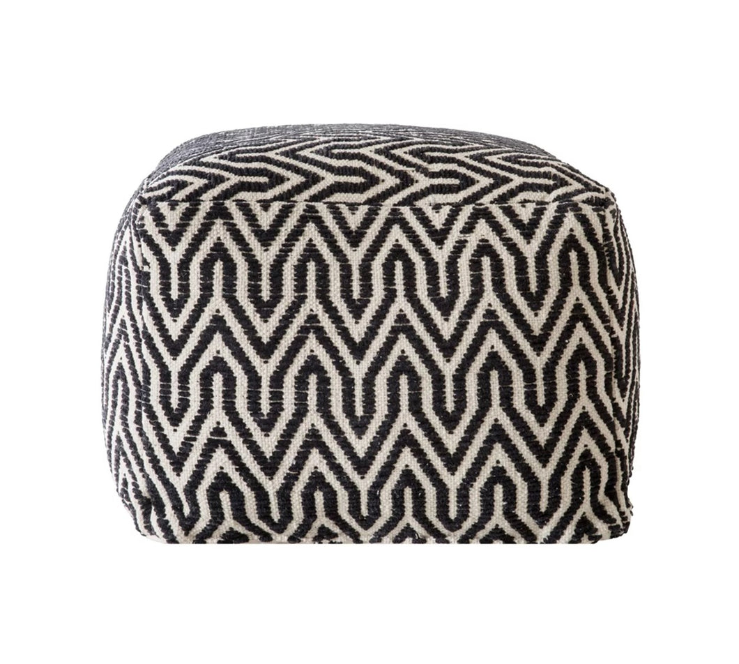 Chenille Pouffe - Gift Tree