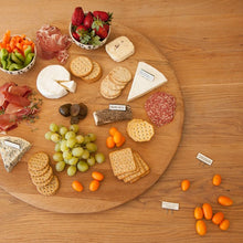 French Oak Cheese Platter