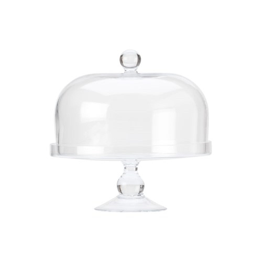 Diamante Cake Stand with Dome - Gift Tree