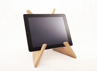 Expandable Book/iPad Holder - Gift Tree