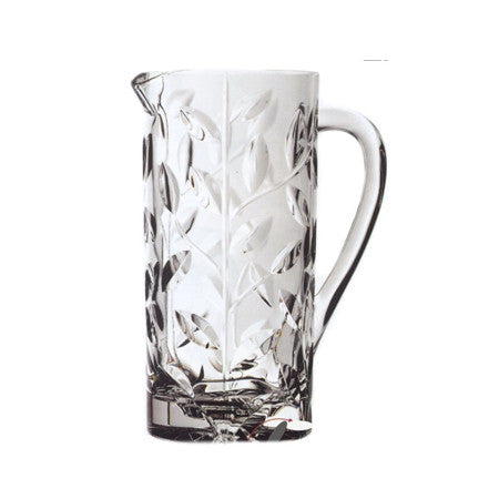Crystal Laurus Cylindrical Jug