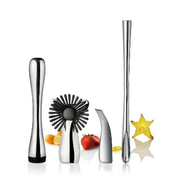 4pc Bar Accessories Set - Gift Tree