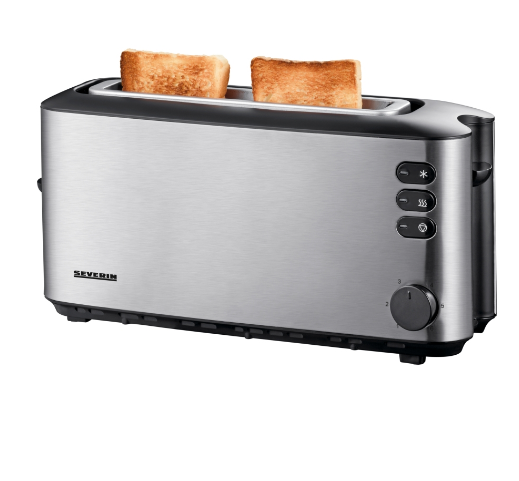 Long-Slot 2 Slice Toaster - Gift Tree