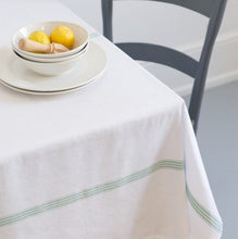Provincial Stripe Tablecloth