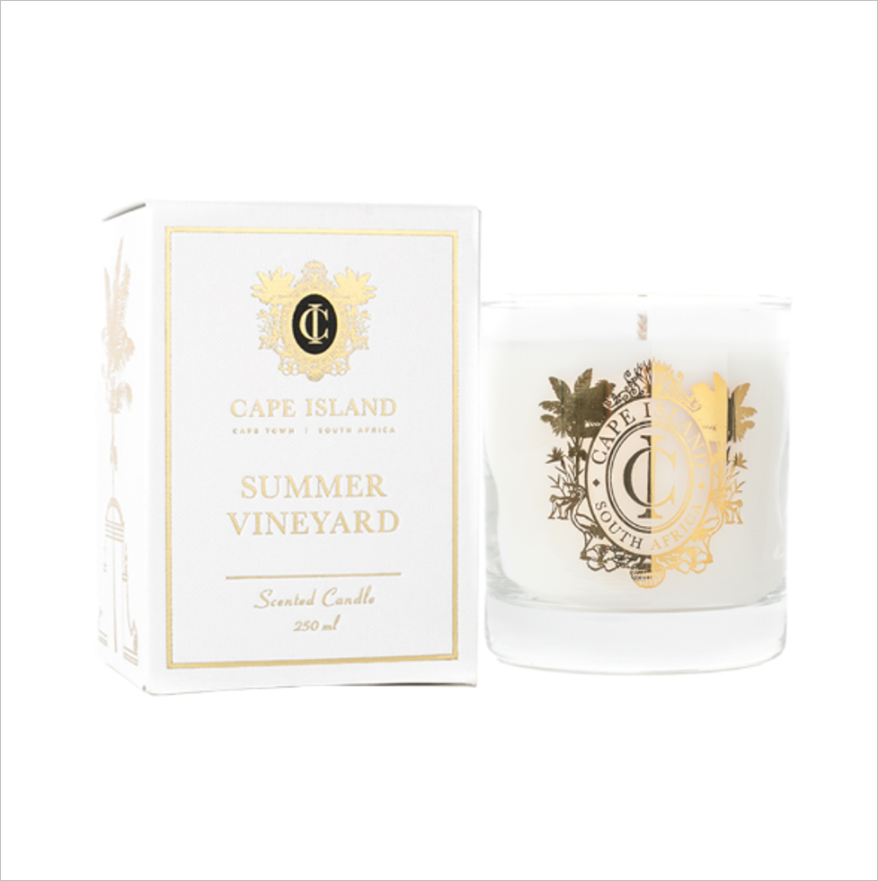 Summer Vineyard Classic Candle