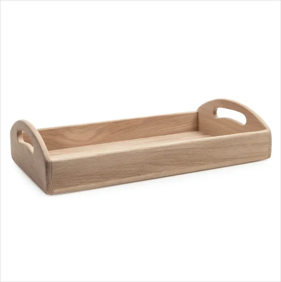 Oak Tea Tray