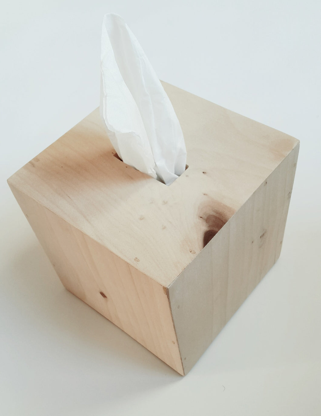 Tissue Box - Gift Tree