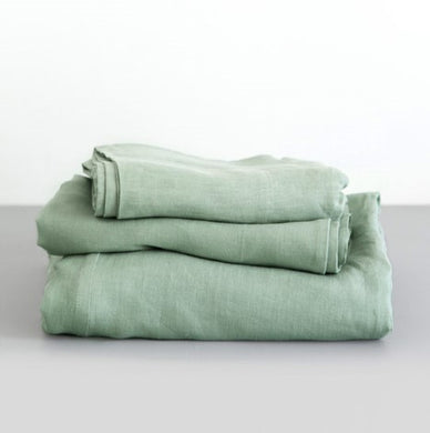 Kamma Linen Fitted Sheet