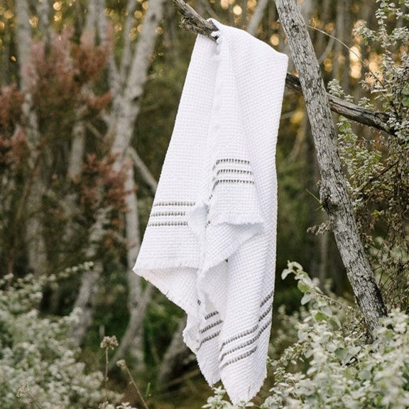 Belgian Waffle Towels - Gift Tree