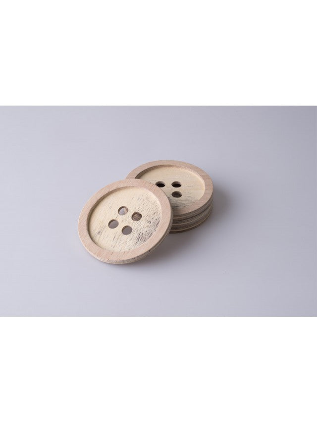 Button Coasters (Set of 4) - Gift Tree
