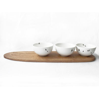 Snack Bowl Set - Gift Tree