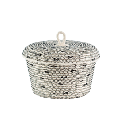Lidded Basket - Gift Tree