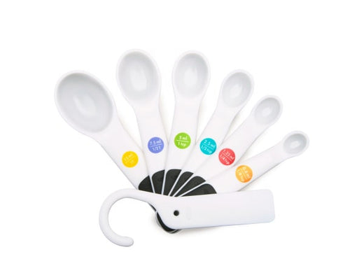 7pc Plastic Measuring Spoons - Gift Tree