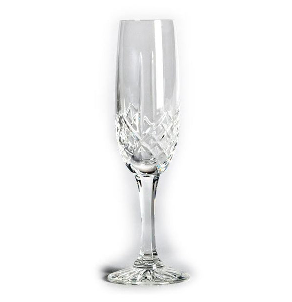 Crystal Champagne Flute Set - Gift Tree