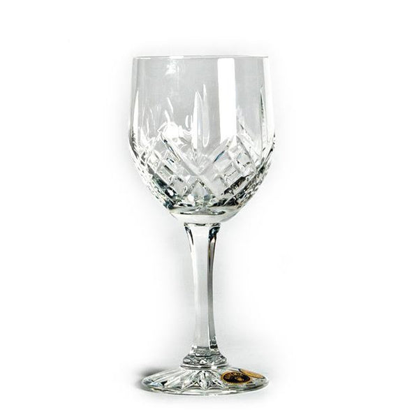 Crystal Wine Glass Set - Gift Tree