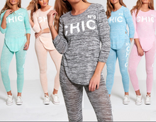 Womens NO9 Chic Tracksuit