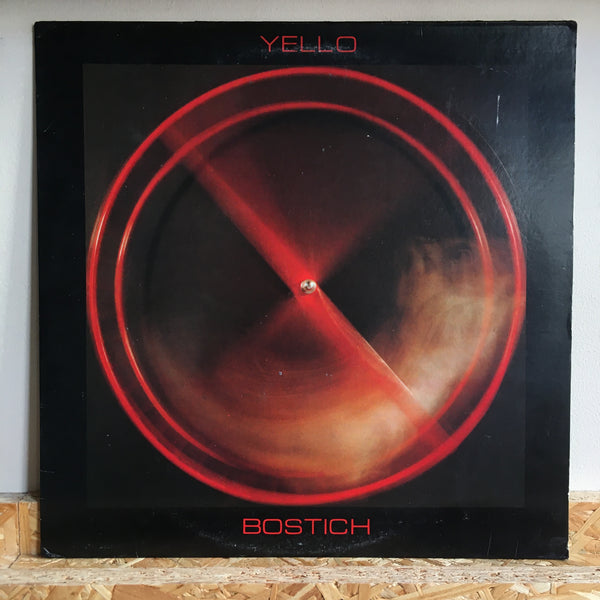 Yello ‎– Bostich