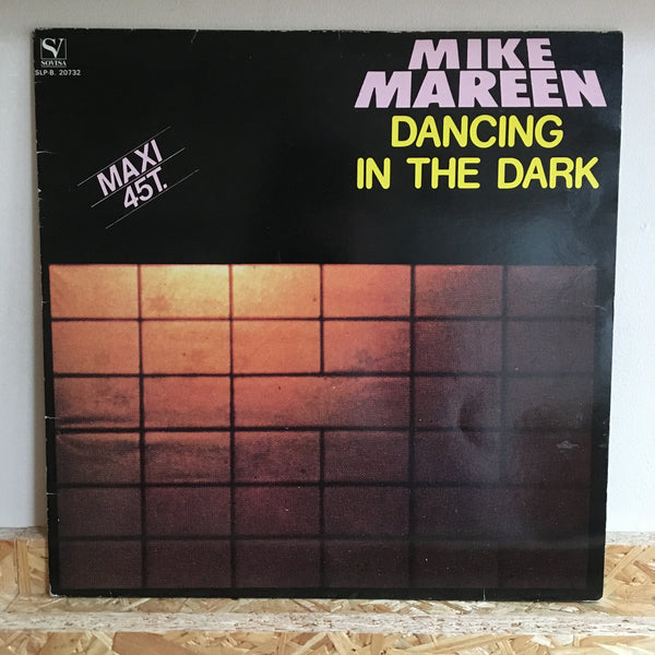 Mike Mareen ‎– Dancing In The Dark