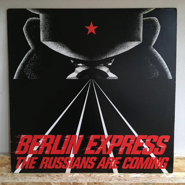 Berlin Express ‎– The Russians Are Coming