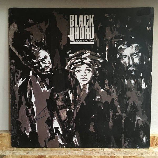 Black Uhuru ‎– The Dub Factor