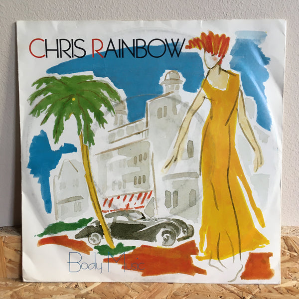 Chris Rainbow ‎– Body Music
