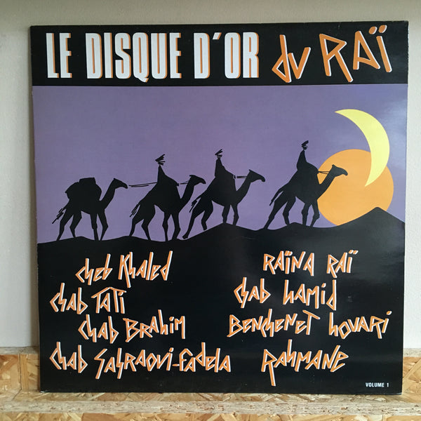 V/A - Le Disque D'Or Du Raï Volume 1