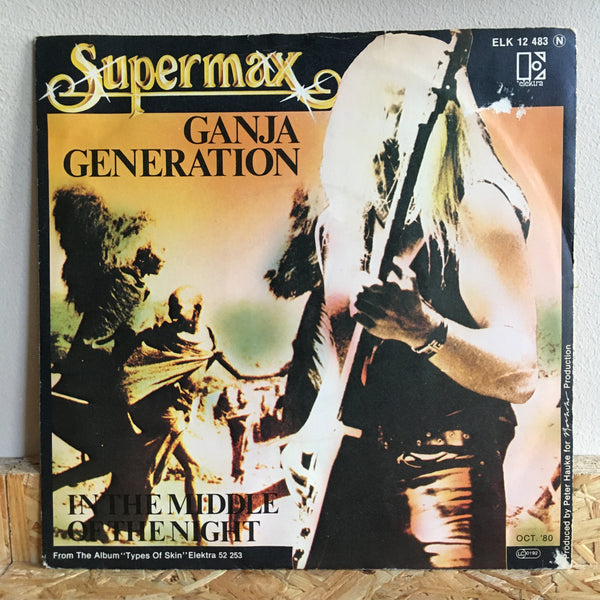 Supermax ‎– Ganja Generation