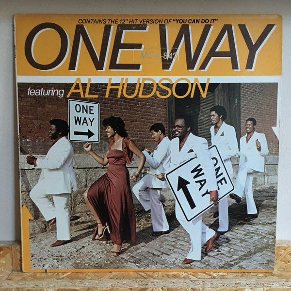 One Way Featuring Al Hudson - S/T