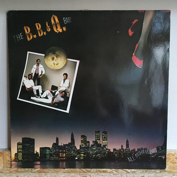 The B.B. & Q. Band ‎– All Night Long