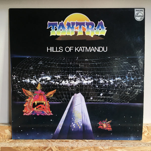 Tantra ‎– Hills Of Katmandu / Wishbone