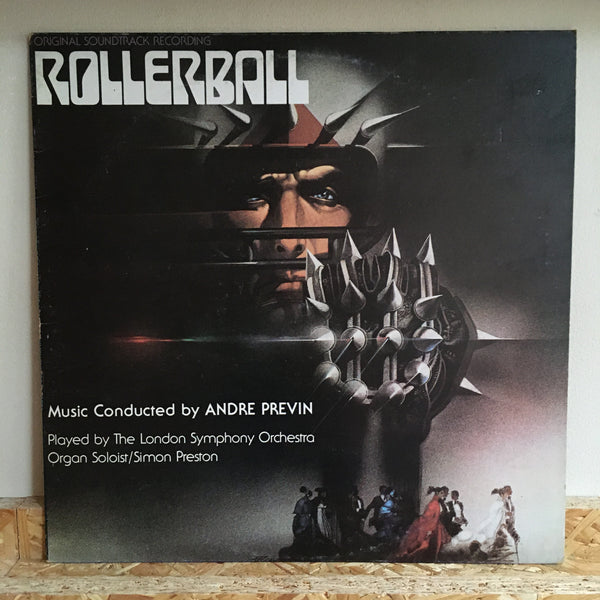 Andre Previn ‎– Rollerball OST